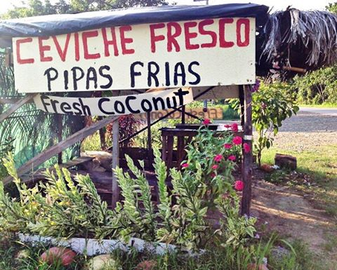 Ceviche Fresco y Pipas Frias Yes to the coconut nothellip