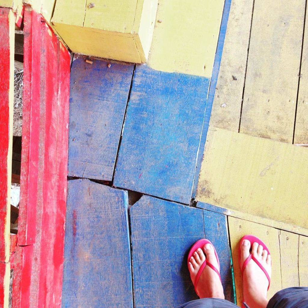 Channelling my inner susannahconway  flip flops amp colour ohhellip