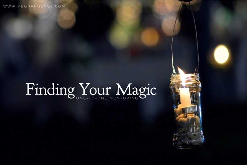 finding your magic one to one mentoring