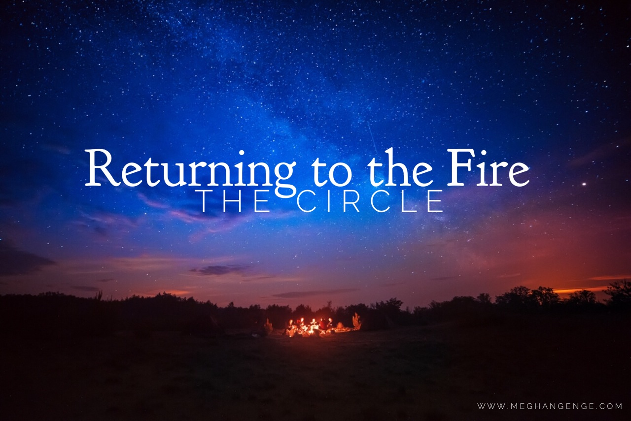 returning to the fire